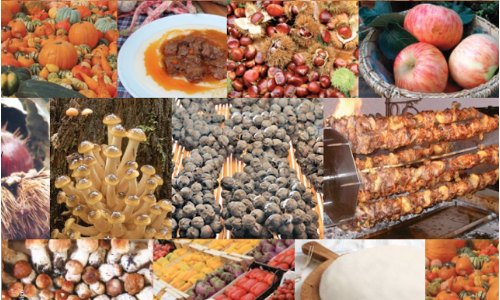 Delizie d'autunno / Autumn delights: food and wine festival