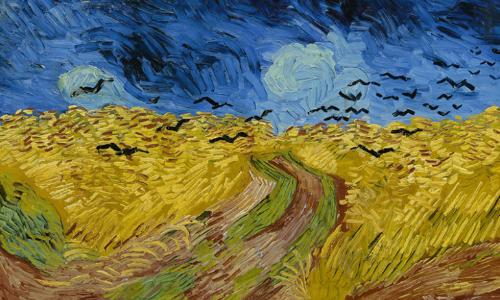 Mostra Van Gogh / Van Gogh Exhibition: Tra il grano e il cielo