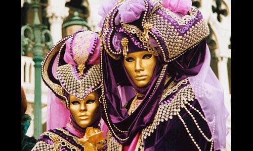 Carnevale di Venezia - 31 Gennaio / 17 Febbraio 2015