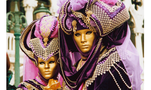 Venice Carnival Saturday 11th February until Wednesday 21st March 2012